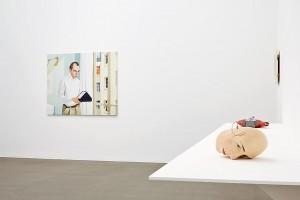 Lotta Hannerz, Oblikt, Lars Bohman Gallery, 2014.