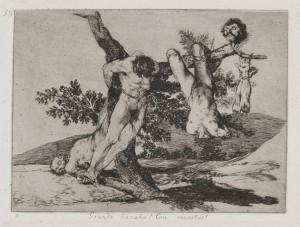 Francisco Goya, Los Desastres de la Guerra, 1810-23