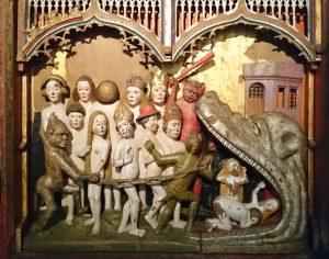 Altarskåp från Törnevalla kyrka, Östergötland, 1400-talets slut