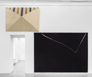 Installationsbild Galleri Riis