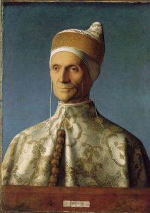 "Giovanni Bellini (ca. 1430-1516), ""Dogen Leonardo Loredan"", ca. 1501"